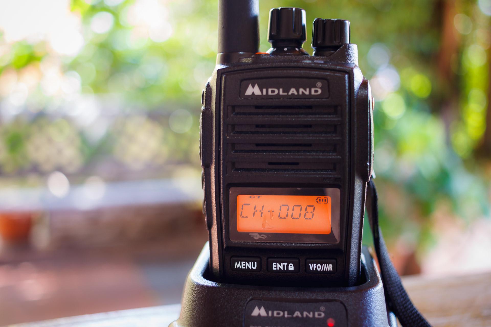 Le Radio Ricetrasmittenti nell'escursionismo